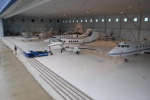 Corporate Hangar and Office Space