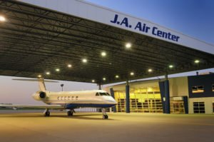 J.A. Air Center Canopy Gulfstream