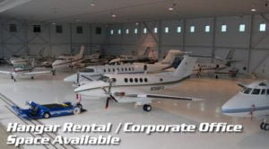 Hangar Rental and Office Space Available